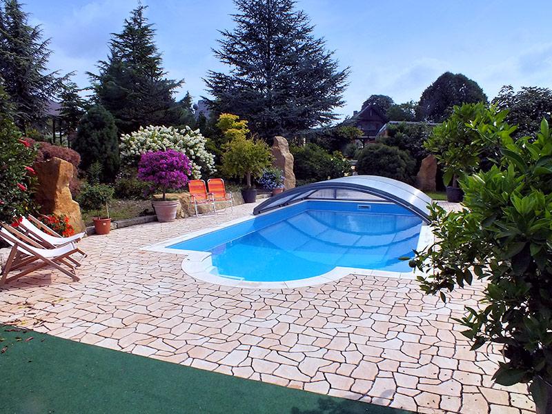 Ferienhaus an der alten g rtnerei in der s chsischen schweiz - Formentera ferienhaus mit pool ...